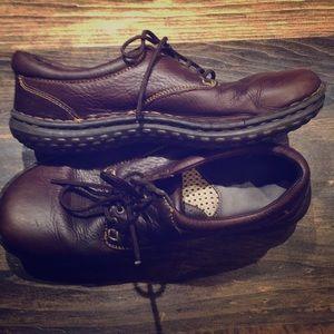 Born Brown leather oxfords, Ravine size 10 42